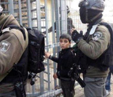 Israele impone multe elevate ai bambini detenuti