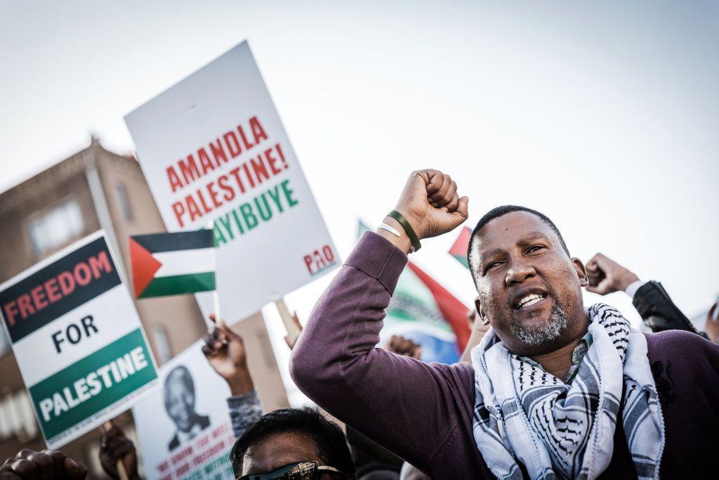 Il nipote di Mandela: Sud Africa modello per i palestinesi