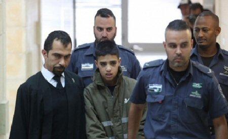 Israele impone pesanti multe ai detenuti minorenni