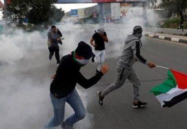 Diversi palestinesi feriti vicino a Nablus