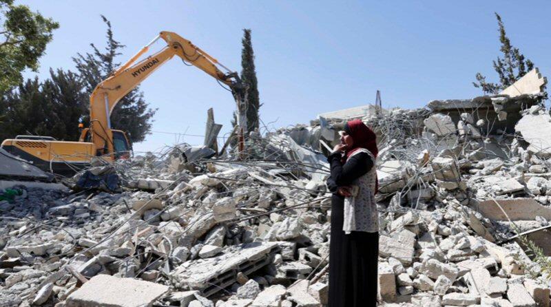 51 strutture demolite a Gerusalemme nel mese di aprile