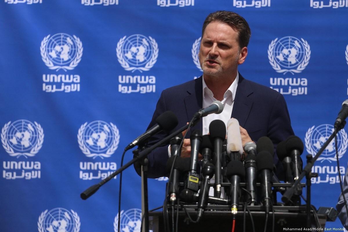 UNRWA critica proposta USA per smantellamento agenzia