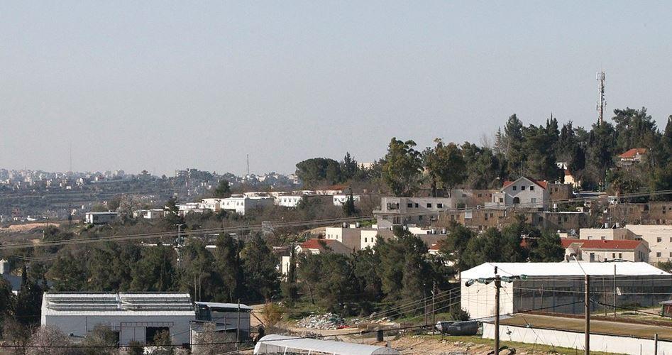 Israele progetta di costruire 2 importanti strade per i coloni in Cisgiordania