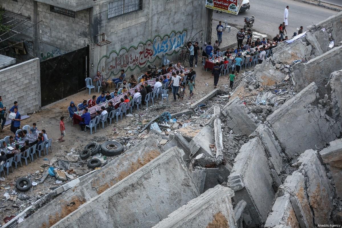 La Striscia di Gaza ha subito perdite per 9,5 milioni di dollari negli attacchi israeliani all'inizio di maggio