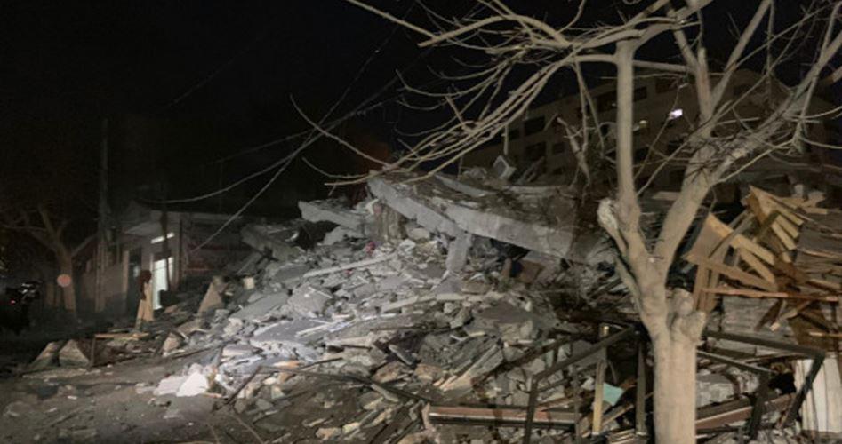 Israele lancia 150 raid contro la Striscia di Gaza assediata