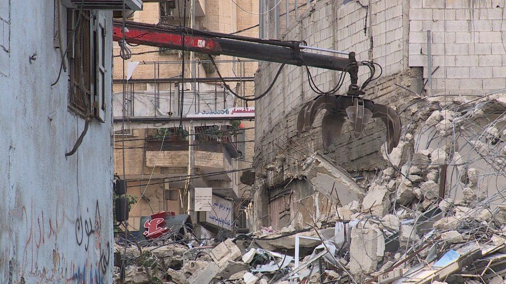 L'ONU chiede ad Israele di fermare le demolizioni a Gerusalemme Est
