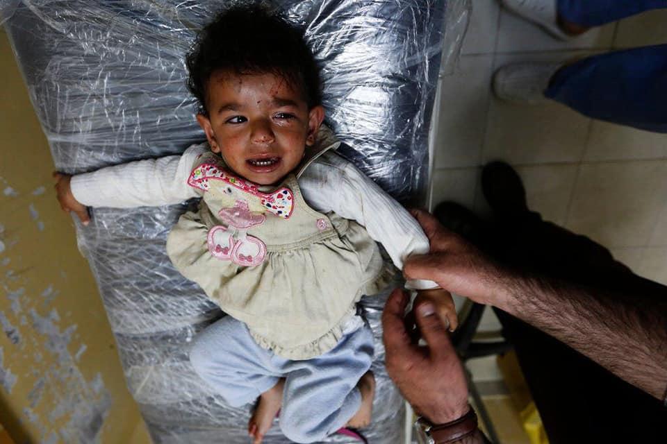 Striscia di Gaza, bombardamenti israeliani uccidono 27 Palestinesi e ne feriscono 170