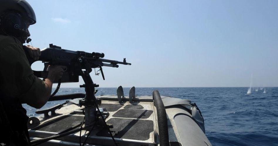 La Marina militare israeliana spara ai pescatori di Gaza