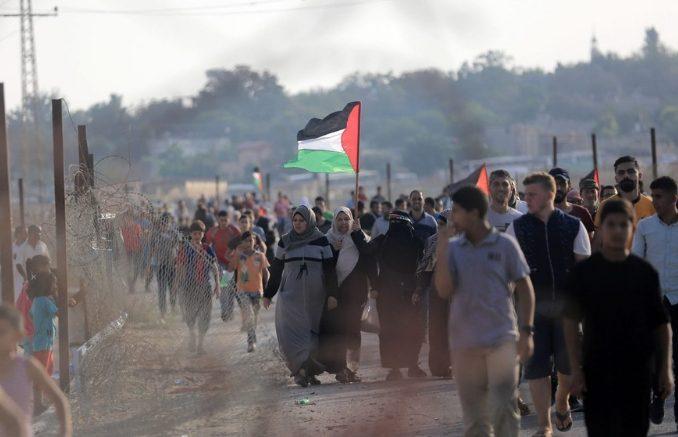 Due narrazioni sulla Palestina