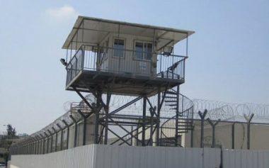 I prigionieri a Etzion in condizioni deplorevoli