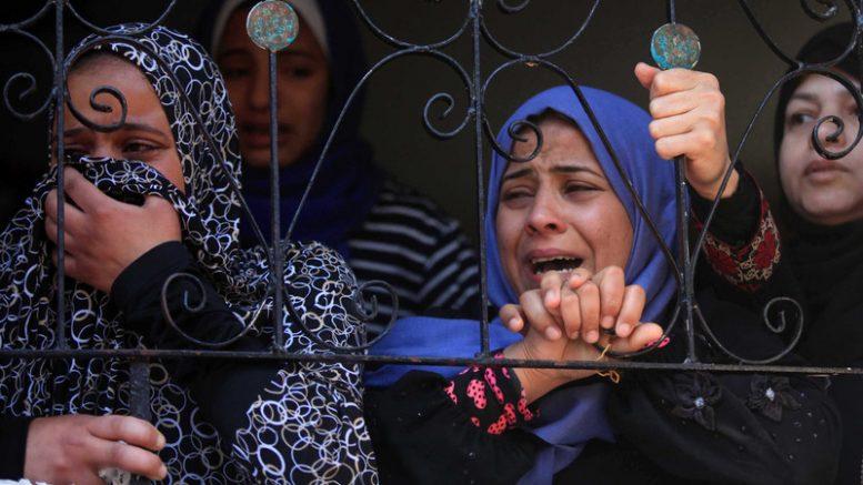 Le uccisioni a Gaza si impennano alla vigilia dell'Eurovision