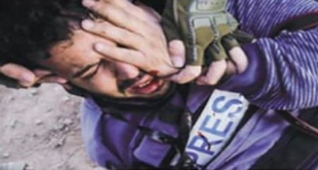 Ad aprile, 13 violazioni da parte di Israele nei confronti di giornalisti
