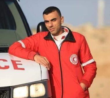 Soccorritore palestinese muore a causa di ferite sostenute a Gaza