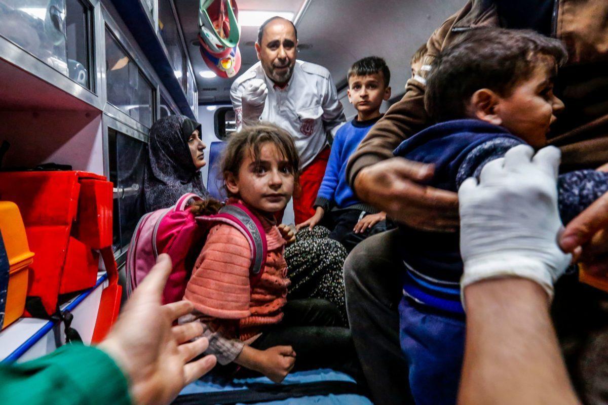 Ministero della Sanità a Gaza lancia l'allarme su situazione senza precedenti