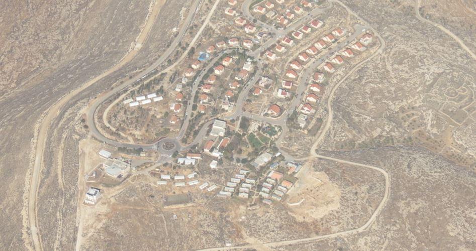Israele vuole sequestrare terre vicino a Hebron