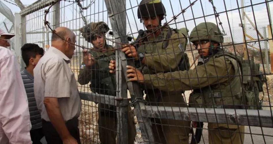 IOF impediscono a contadini palestinesi di recarsi nei loro campi