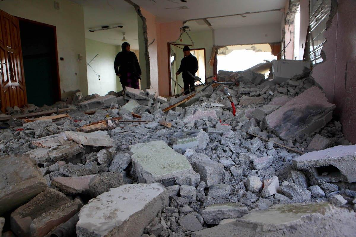 550 palestinesi rimarranno senza casa dopo demolizione di un intero quartiere