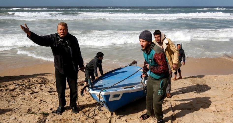 Gaza: perdite di pescatori raggiungono i 140 mila dollari