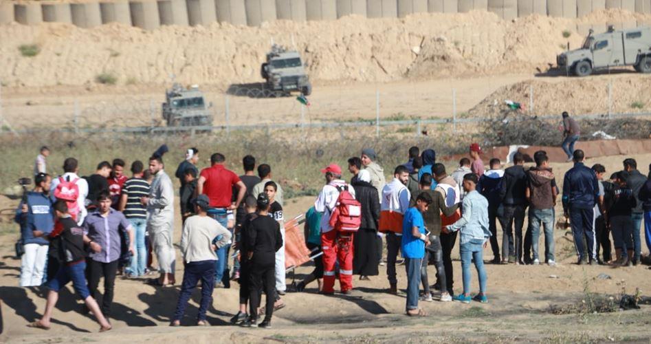 Striscia di Gaza, Grande Marcia del Ritorno: 92 Palestinesi feriti