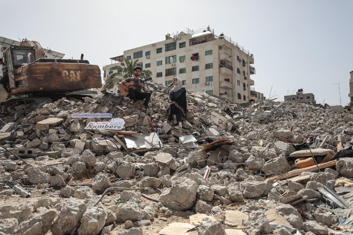 ONG: Striscia di Gaza, l'esercito israeliano ha deliberatamente preso di mira le case