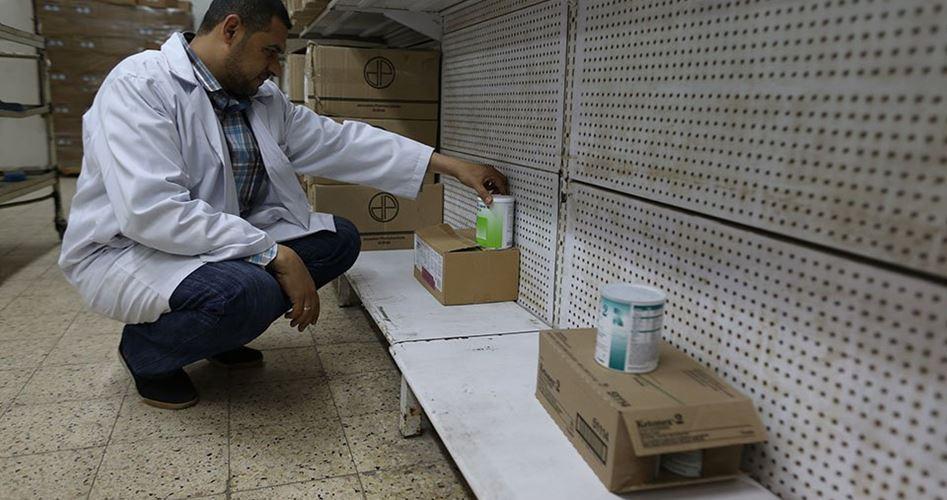 Gaza, la carenza di medicinali minaccia la vita dei malati, il ministero lancia un appello