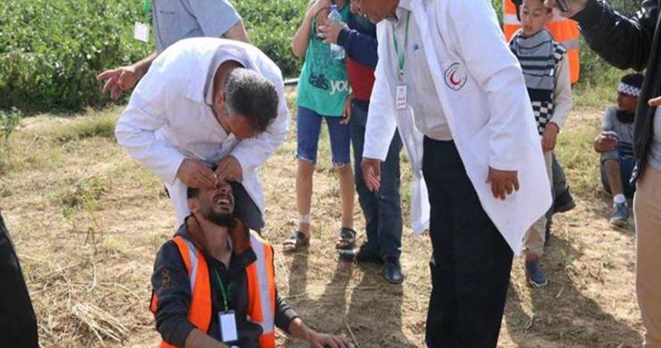 """""""La Croce Rossa protegga il personale medico di Gaza"""""""