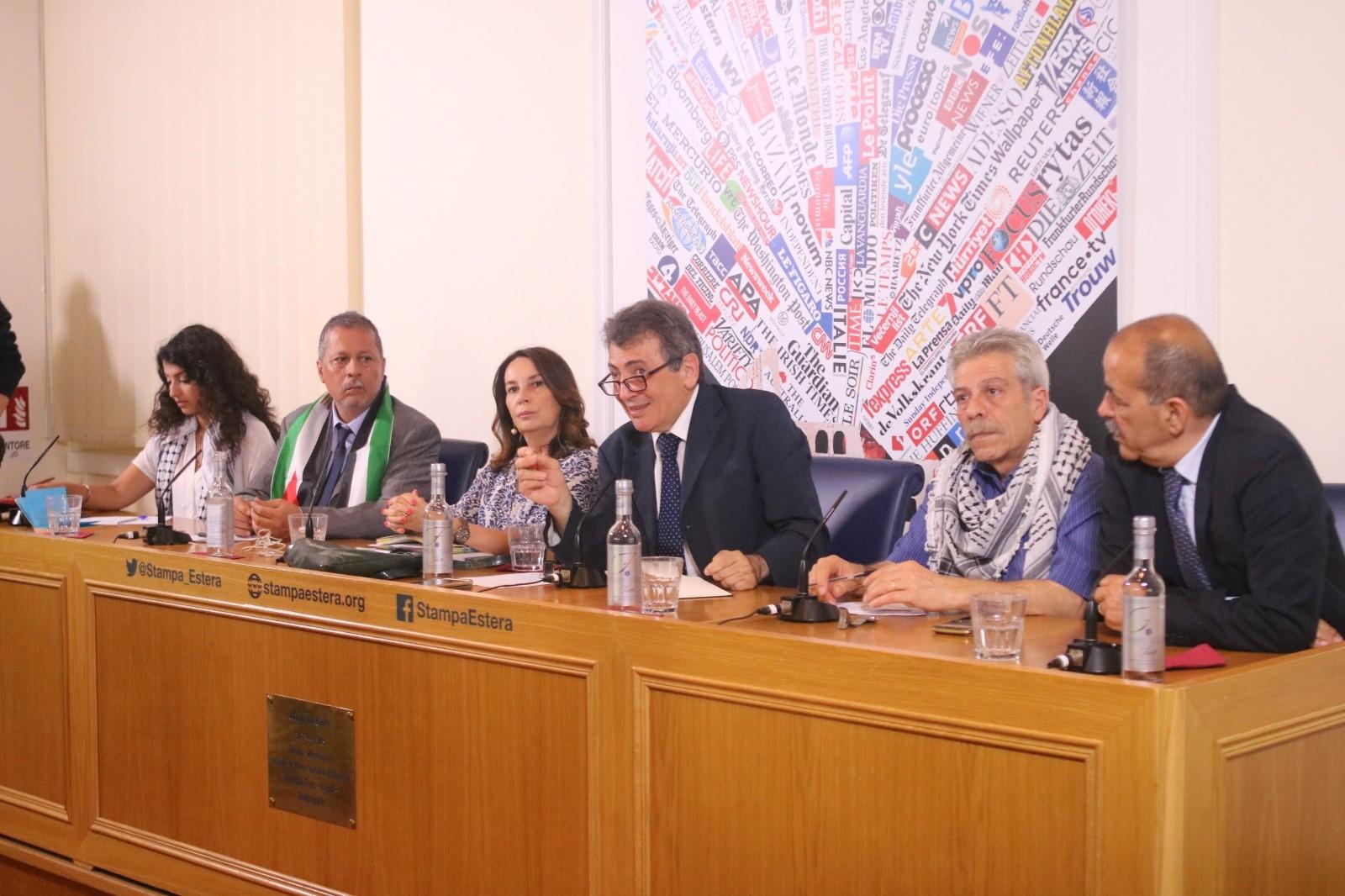 """Associazioni dei Palestinesi in Italia: """"L'affare del secolo respinto da tutti i palestinesi del mondo"""""""