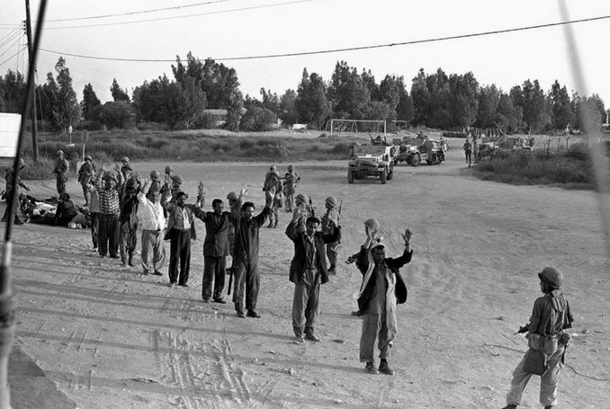 Naksa Day: i Palestinesi commemorano l'occupazione israeliana del 1967 (VIDEO)