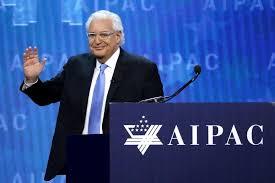L'inviato USA afferma che Israele ha 'il diritto' di annettere parte del territorio della Cisgiordania