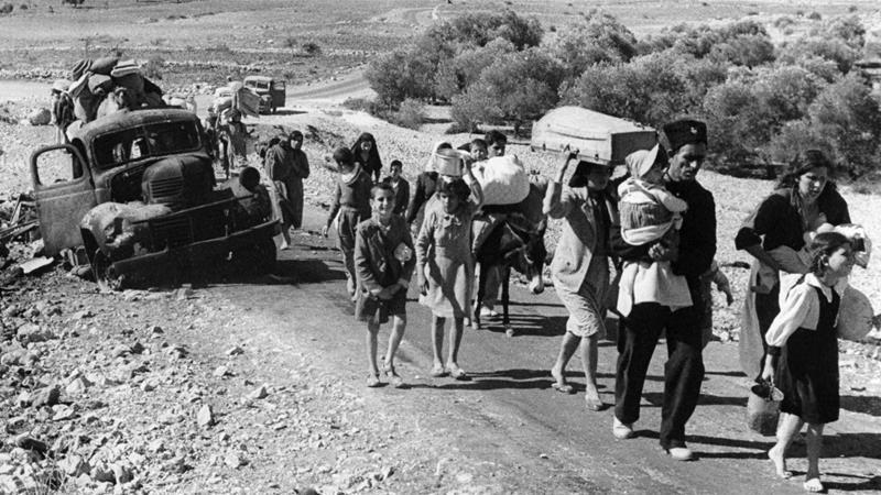 """I rifugiati palestinesi e il """"monologo del secolo"""""""