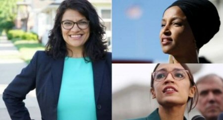 Ilhan Omar, Rashida Tlaib, Alexandria Ocasio-Cortez firmano un disegno di legge per fermare gli aiuti statunitensi ad Israele.