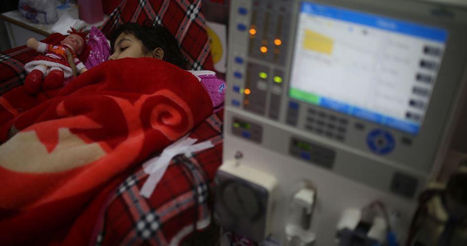Gaza soffre a causa della mancanza di medicinali