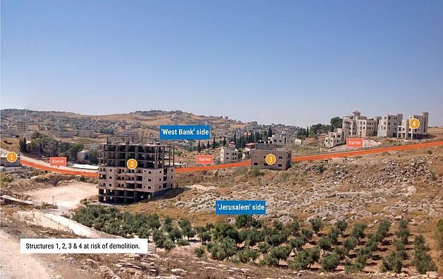 Funzionari dell'ONU invitano autorità israeliane a bloccare piani di demolizione in Sur Bahir