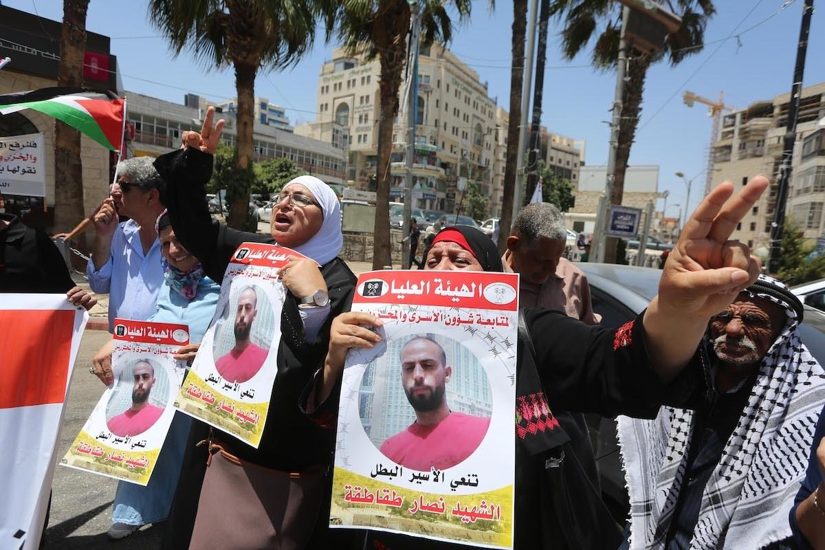 Rapporto: prigioniero palestinese morto a causa di torture nelle prigionie israeliane