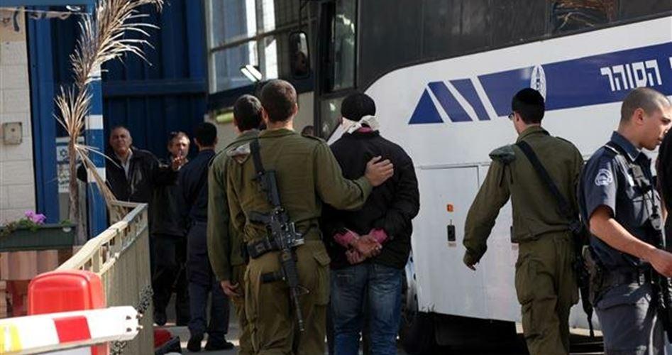 IPS trasferisce prigionieri di Ashkelon in altre carceri