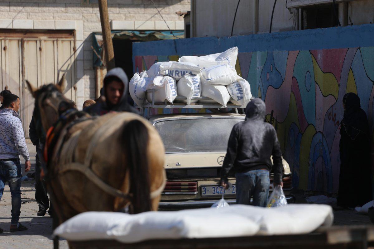 """UNRWA: Gaza va """"di male in peggio"""""""