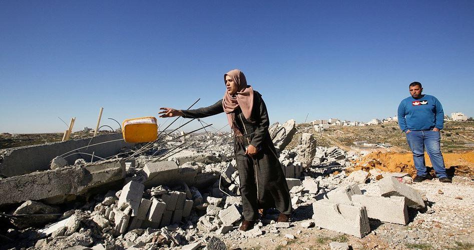 Pulizia etnica della Palestina: 500 nativi dislocati dalle proprie case a Wadi al-Hummus