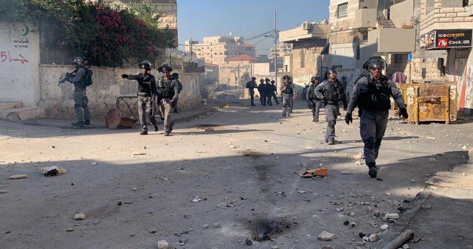 Le autorità di occupazione bandiscono 5 autoctoni palestinesi da al-Isawiya