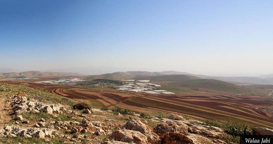 Israele costruisce strada per soli ebrei (coloni) nella Valle del Giordano