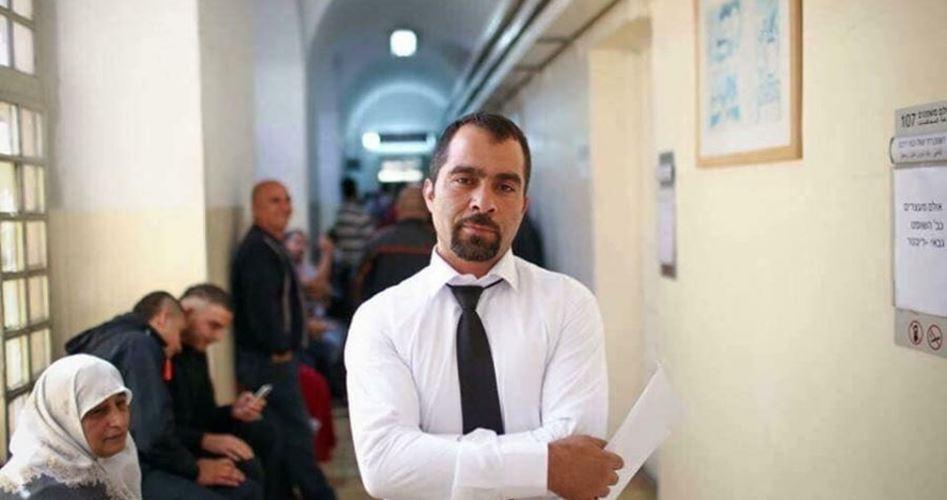 Giustizia israeliana: avvocato palestinese che difende prigionieri politici condannato a 13 anni di carcere