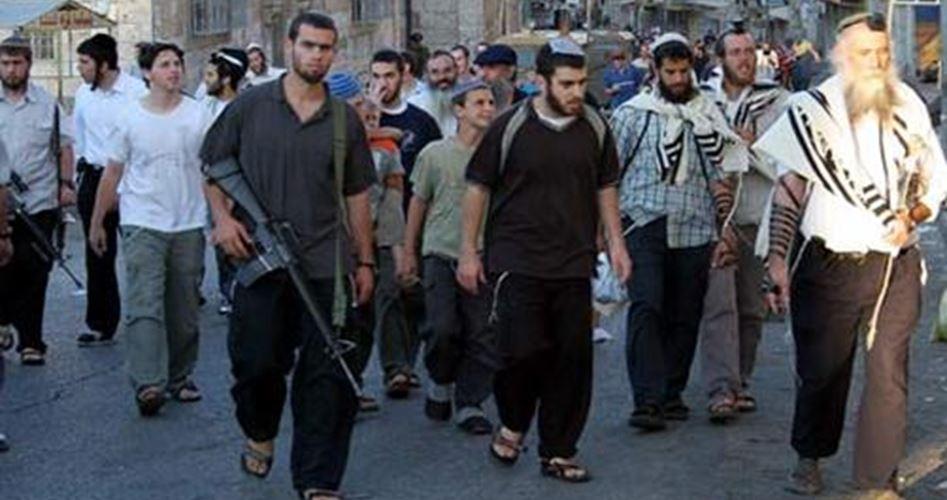 Gang di coloni assaltano Beit Ummar e aggrediscono cittadini palestinesi
