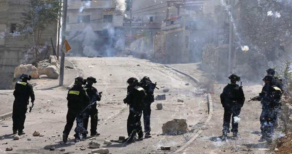 Decine di feriti a Issawiyeh durante aggressione delle forze israeliane