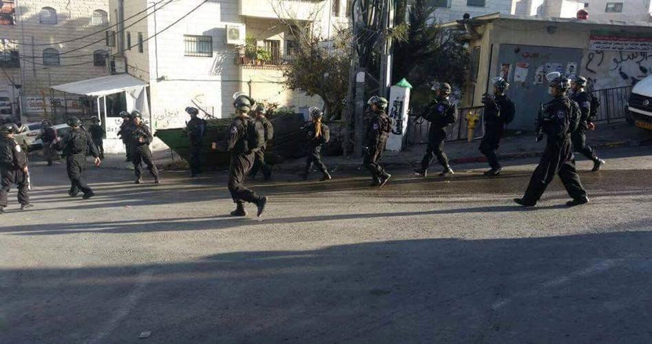Nuovi attacchi delle forze israeliane contro al-Issawiya