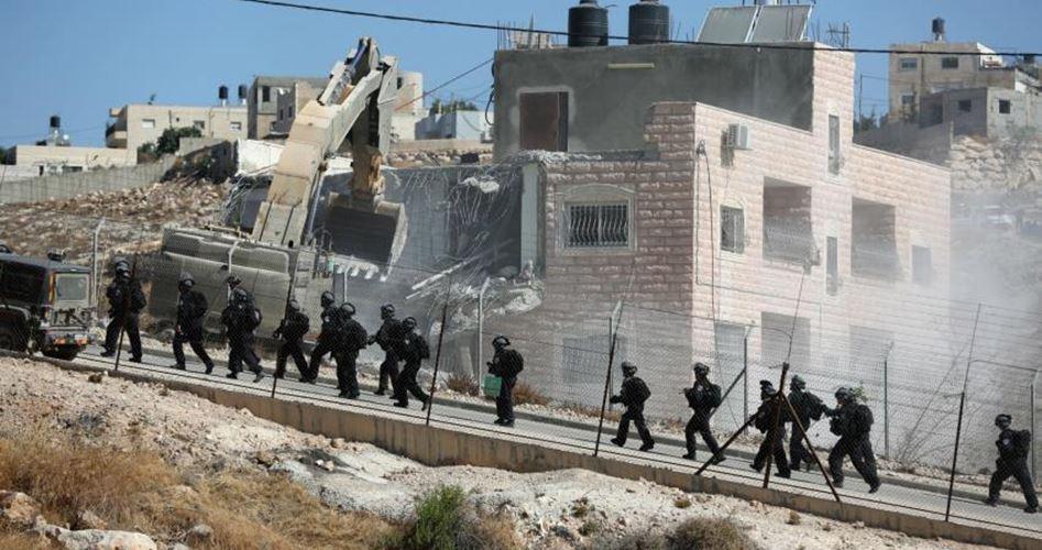Mladenov e l'UE chiedono a Israele di fermare le demolizioni di massa a Sur Baher
