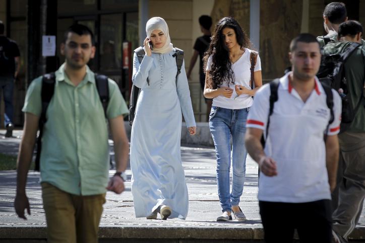 """""""Chiedere a uno studente arabo di interiorizzare l'hasbara è un modo per umiliarlo"""""""