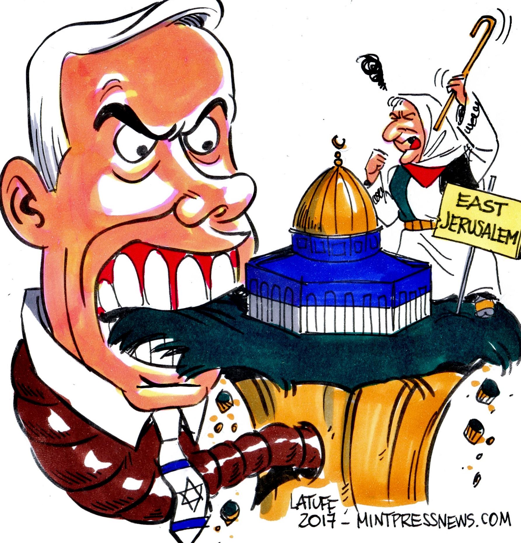 A giugno, 2.857 coloni hanno invaso al-Aqsa