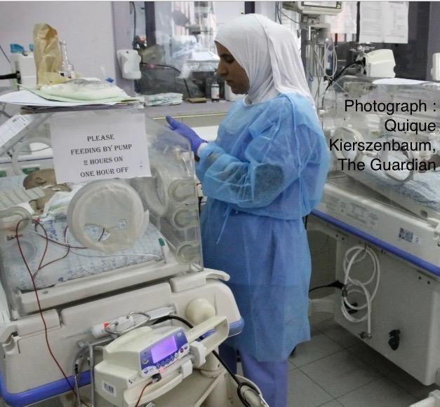 Il blocco illegale di Gaza da parte di Israele devasta le famiglie di bambini ammalati