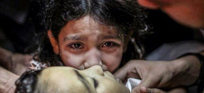 16 bambini palestinesi uccisi nei primi mesi del 2019