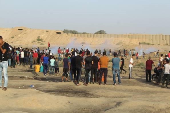 Striscia di Gaza, Grande Marcia del Ritorno: 74 Palestinesi feriti dalle forze israeliane