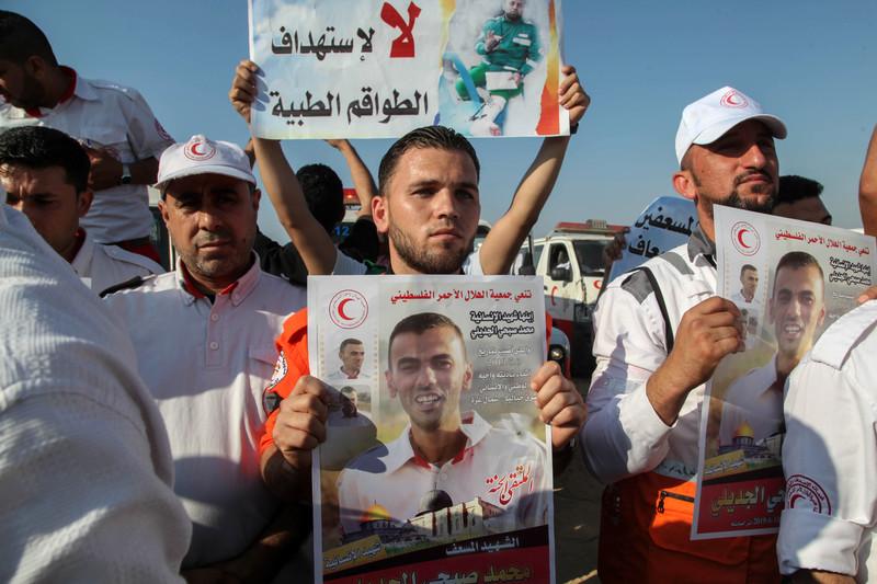 I medici di Gaza hanno bisogno di miracoli per restare vivi